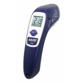Termômetro de laboratório de química