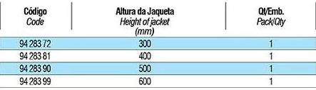 tabela condensadores 13
