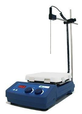 Agitador magnético para laboratório