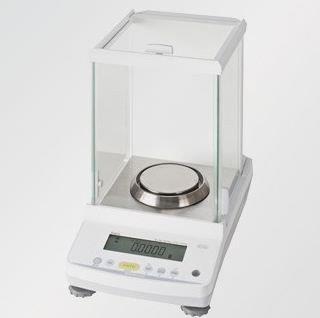 Balança analítica para laboratório